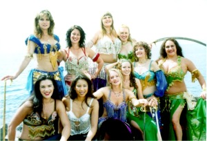 Belly Dance Classes By Zaphara